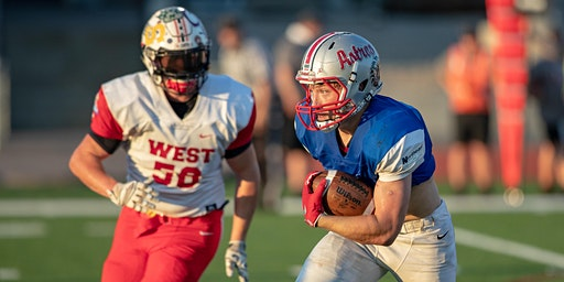CHaD NH East-West High School All-Star Football Game