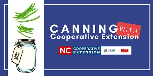 Canning With Cooperative Extension - Green Beans