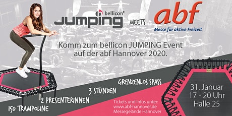 bellicon JUMPING meets abf - Messe für aktive Freizeit Tickets