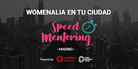 WETC Speed Mentoring Madrid entradas