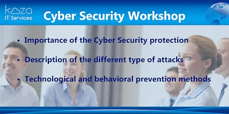 Cyber Security Workshop  tickets