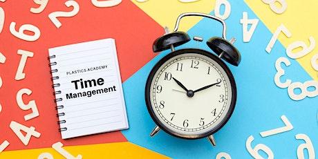 TIME MANAGEMENT: strategie per gestire al meglio priorità e riunioni biglietti