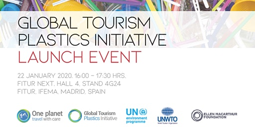 Launch of the Global Tourism Plastics Initiative