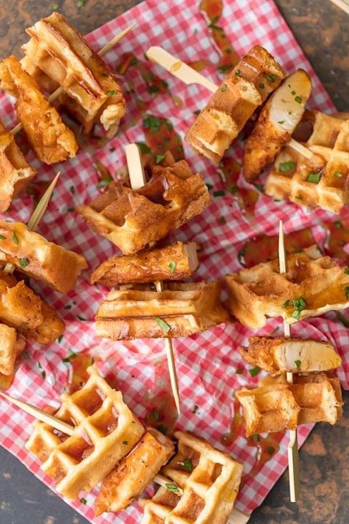 POSTPONED - Waffle & Wings Social    L8 Brunch    SAT JAN 18TH image