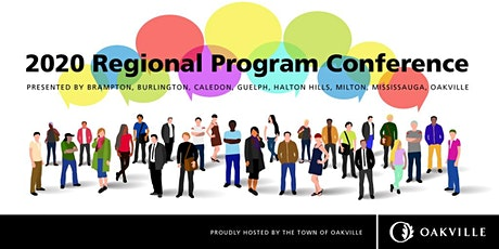 2020 Regional Program Conference tickets