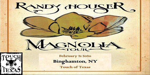 Randy Houser - Magnolia Tour