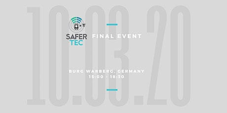 SAFERtec Final Event Tickets