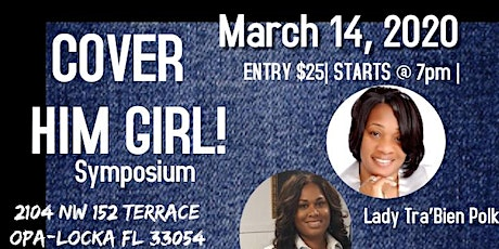 Cover Him Girl tickets