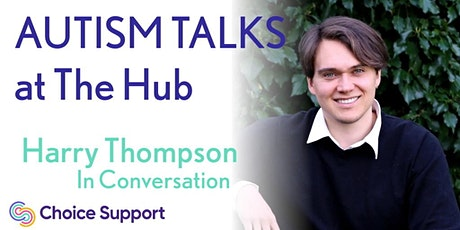 Autism Talks - Harry Thompson tickets