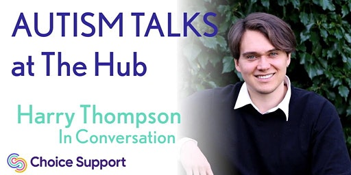 Autism Talks - Harry Thompson
