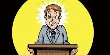 Les clés pour une prise de parole sans stress billets