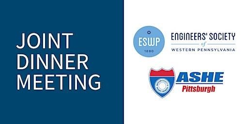 Joint Dinner Meeting with ESWP: Ann Ogoreuc, AICP & Brian Krul, PE, PTOE