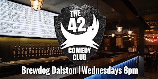 The 42 Comedy Club