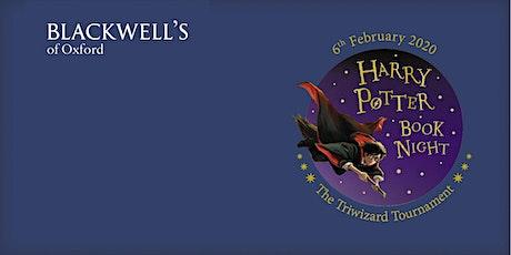 Harry Potter Book Night Quiz 2020 tickets