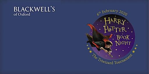 Harry Potter Book Night Quiz 2020