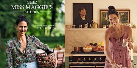 Séance de dédicace par Héloïse Brion: Chez Miss Maggie's Kitchen billets