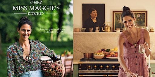 Séance de dédicace par Héloïse Brion: Chez Miss Maggie's Kitchen