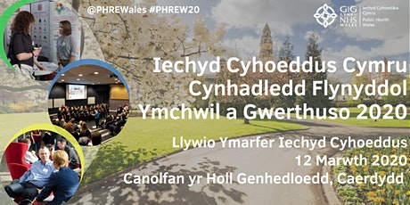 ICC Cynhadledd Flynhadledd Ymchwil a Gwerthuso 2020: Llywio Ymarger Iechyd Cyhoeddus tickets
