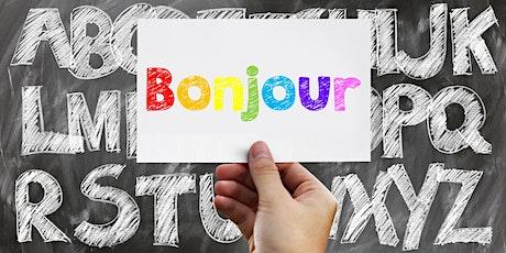 French in Your Home / Introduire le français dans la maison billets