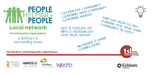 People Helping People Network: Celebration of Community Learning & Activity