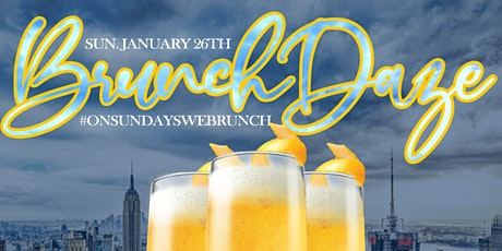 Brunch Daze tickets