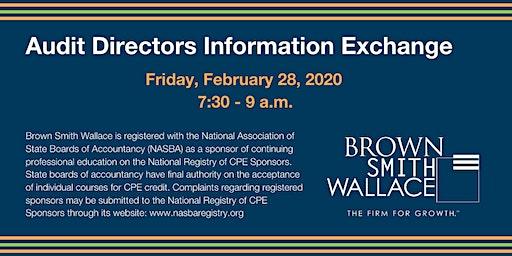 Audit Directors Information Exchange