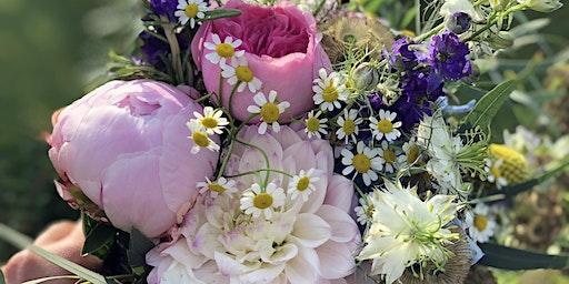 Bring your baby - Flower arranging, vase arrangements.
