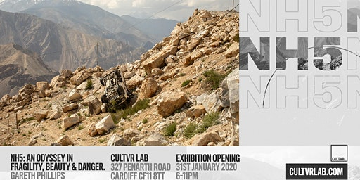 NH5 / An exhibition by Gareth Phillips