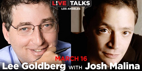 Lee Goldberg in conversation with Joshua Malina -- POSTPONED tickets
