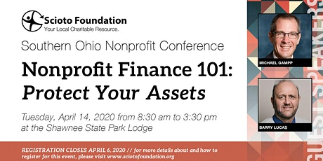 Nonprofit Finance 101: Protect Your Assets tickets