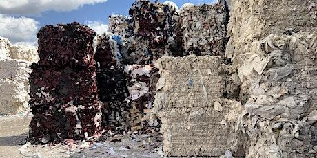 800,000 tonnes: Talking Rubbish tickets