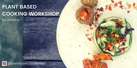 Plant Based Cooking and Tasting Workshop tickets