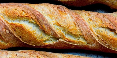 Bread Baking Class: French Breads tickets