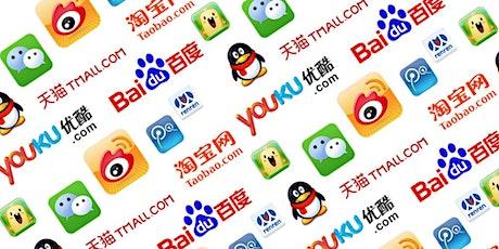 FREE China Business Masterclass Taster: Marketing in China tickets