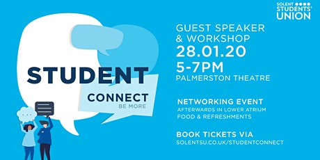 Student Connect - Be More tickets