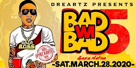 BadWiBad5.0 tickets