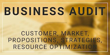 Business Audit (Metrics & Compliances) tickets