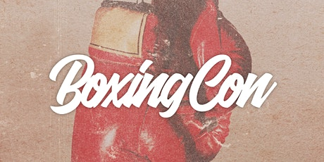BoxingCon tickets