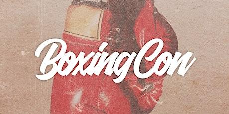 BoxingCon tickets