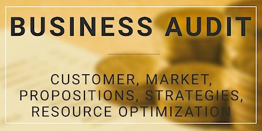 Business Audit (Metrics & Compliances)
