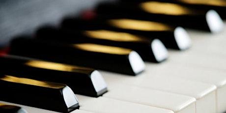 RECITAL 1STE LAUREAAT KONINGIN ELISABETH WEDSTRIJD 2020 (PIANO) tickets
