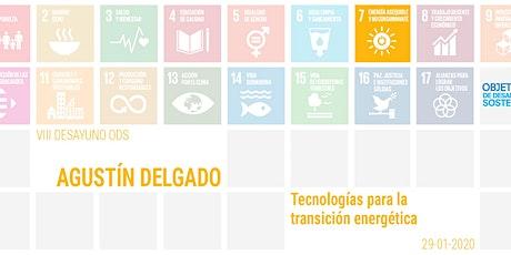 VIII Desayuno ODS Mediapost - Tecnologías para la transición energética entradas