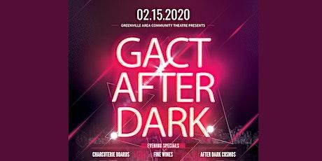 GACT After Dark: Showtune Karaoke & Open Mic tickets