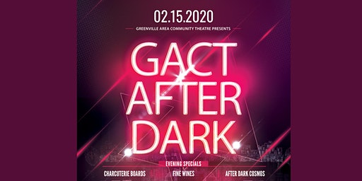 GACT After Dark: Showtune Karaoke & Open Mic