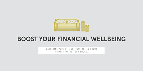 Boost your Financial Wellbeing in 2020 tickets