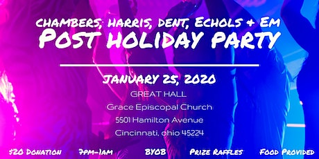 Chambers, Harris, Dent, Echols  & Em Annual Holiday Party tickets
