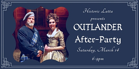 Celtic Festival Outlander After-Party tickets