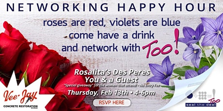 Client Appreciation Happy Hour - February 2019 tickets