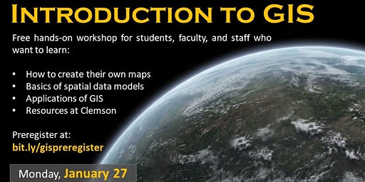 Introduction to GIS in ArcGIS Pro--evening sessions