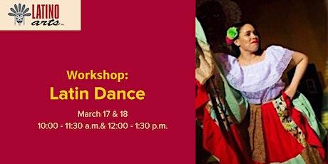 Workshop: Latin Dance tickets